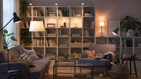 BILLY bookshelf.