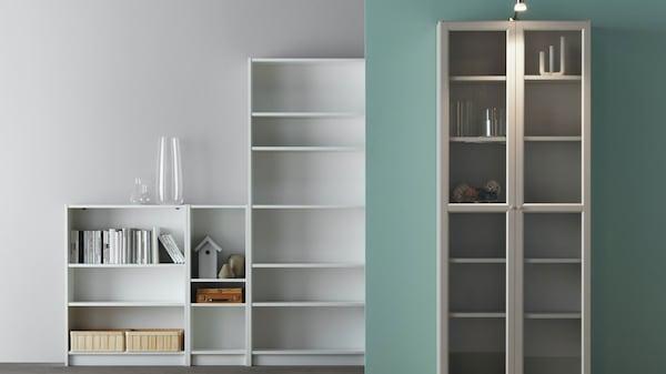 BILLY-étagère-bois-IKEA