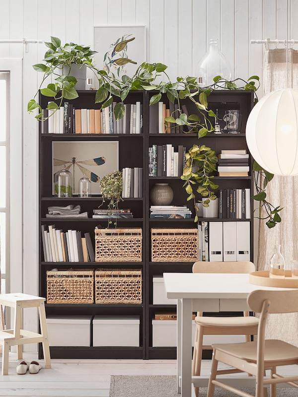 Perabot Dan Idea Rekaan Ruang Tamu Kabinet Tv Ikea