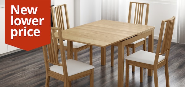the latest 9ba57 6904a Dining Room Furniture | Dining Room Ideas - IKEA
