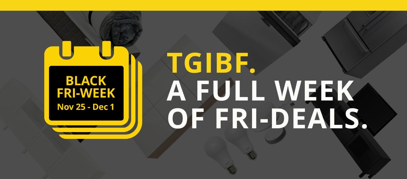 Ikea Canada S Black Friday Week Sale 2019 Ikea