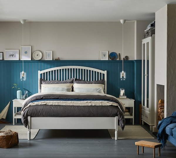 Schlafzimmer Blau: Schlafzimmer: Inspirationen Für Dein Zuhause