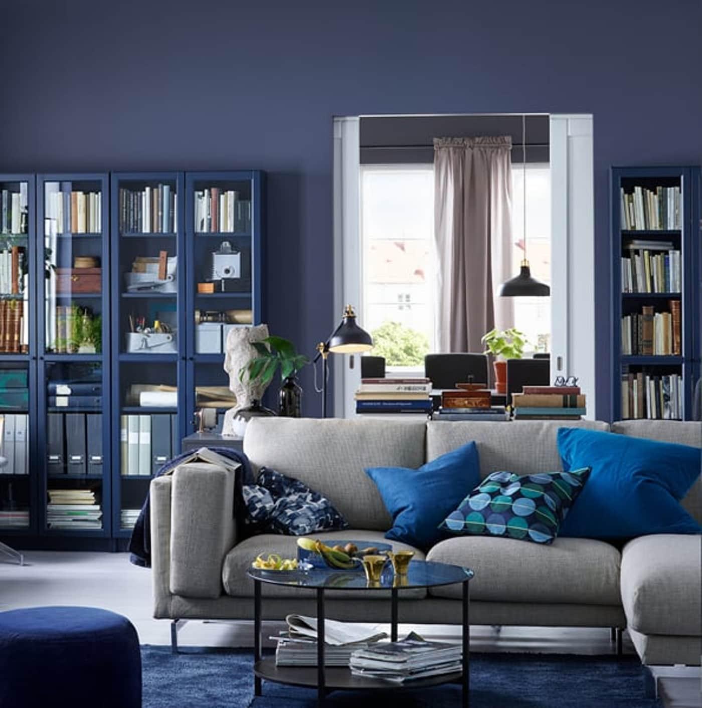 Hoezo Blue Monday Blauw Is Niet Deprimerend Ikea