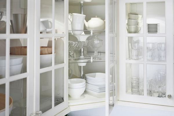 Chłodny Seria BODBYN kremowy - IKEA BF69