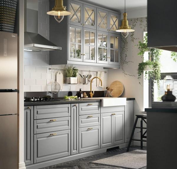 BODBYN bucătăria