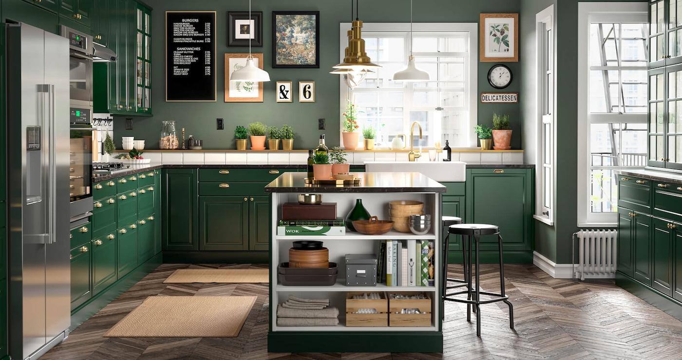 Kitchen Series   Explore Kitchen Cabinet Designs   IKEA