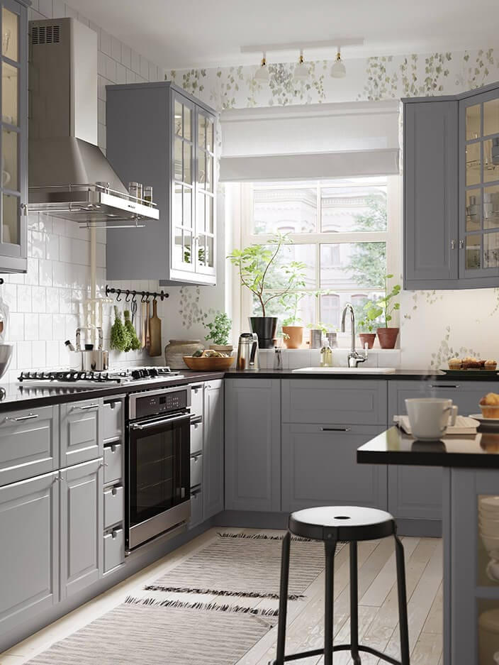 Traditional kitchens designs & ideas - IKEA CA
