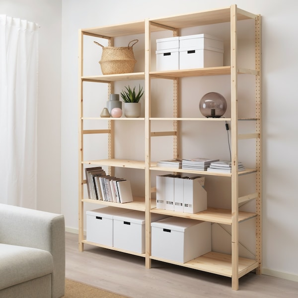 Bookcase solutions