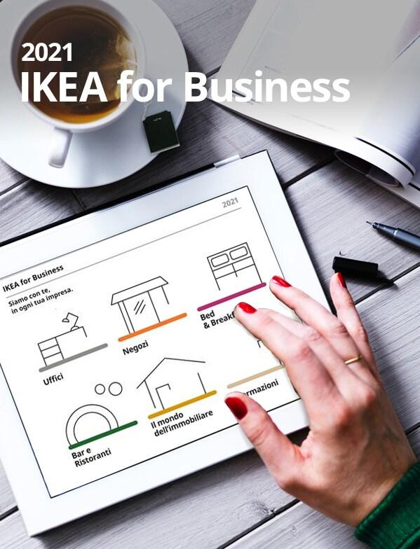 Borchure IKEA for Business