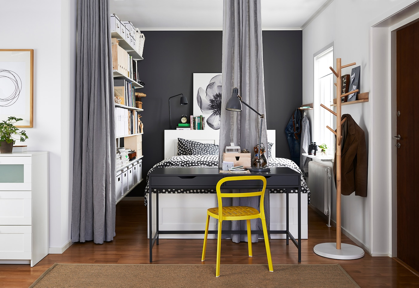 Schlafbereich abgrenzen: inspirierende Ideen - IKEA Deutschland
