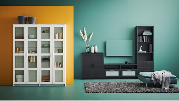 BRIMNES living room series.
