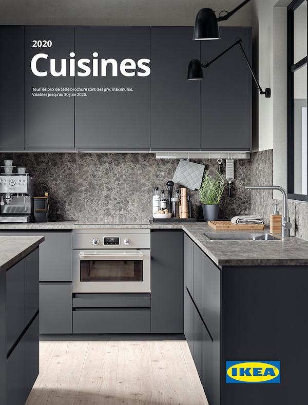 Brochure cuisine