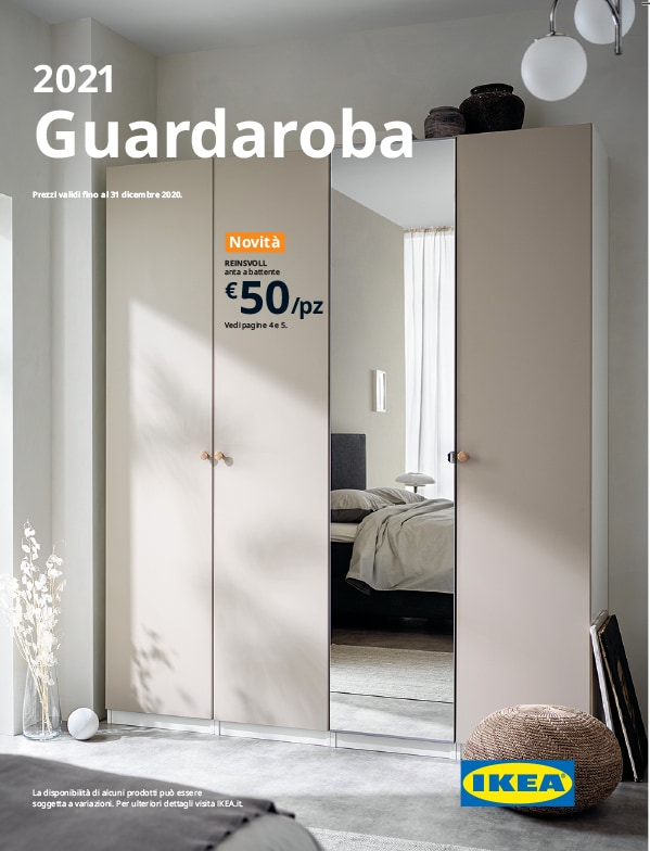 Brochure guardaroba - IKEA