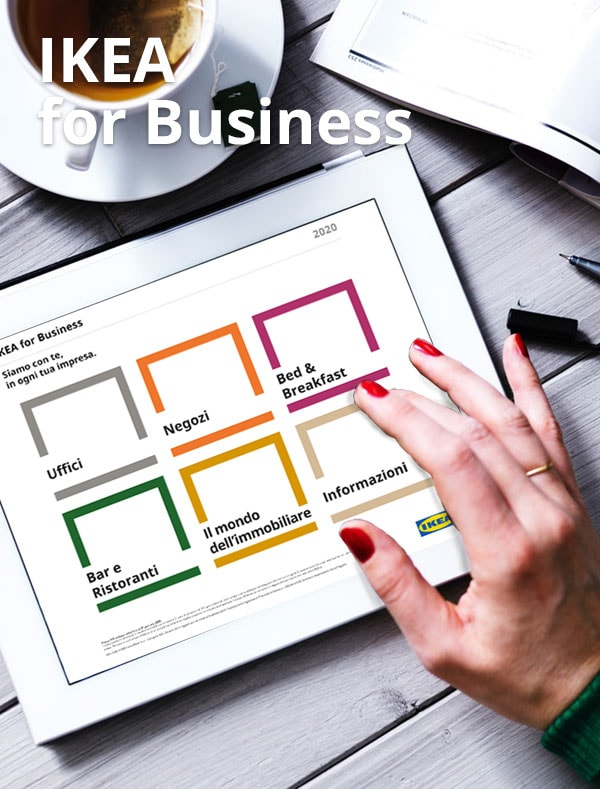 Brochure IKEA for Business 2020