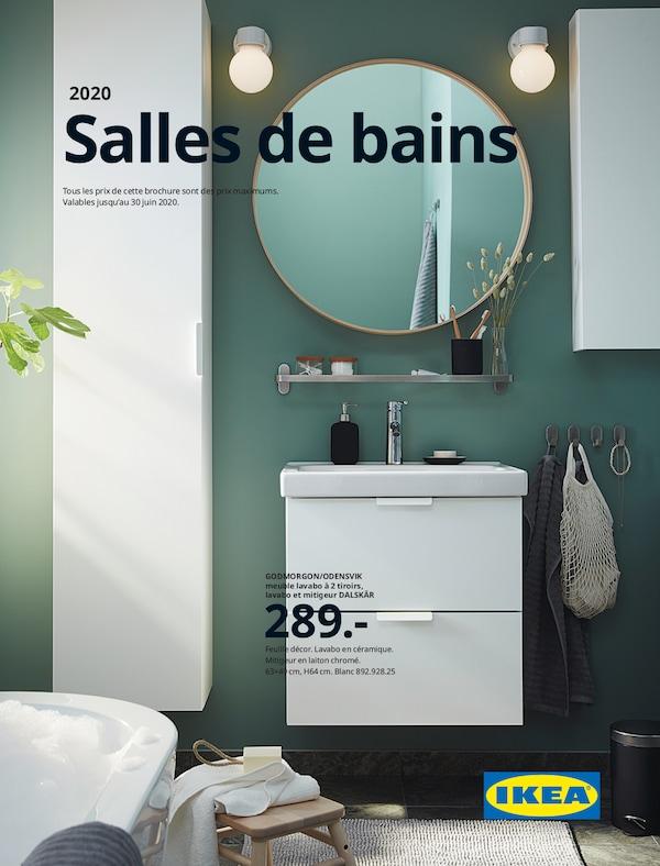 Brochure salles de bains