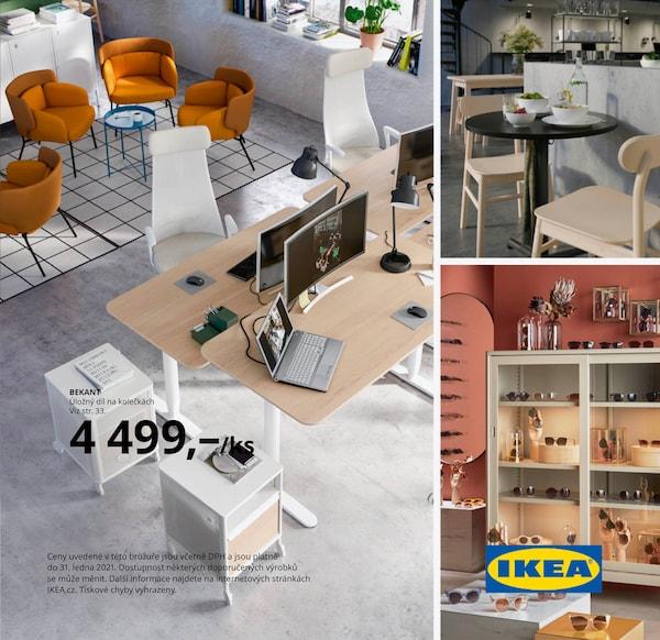 Brožura IKEA for Business 2021.