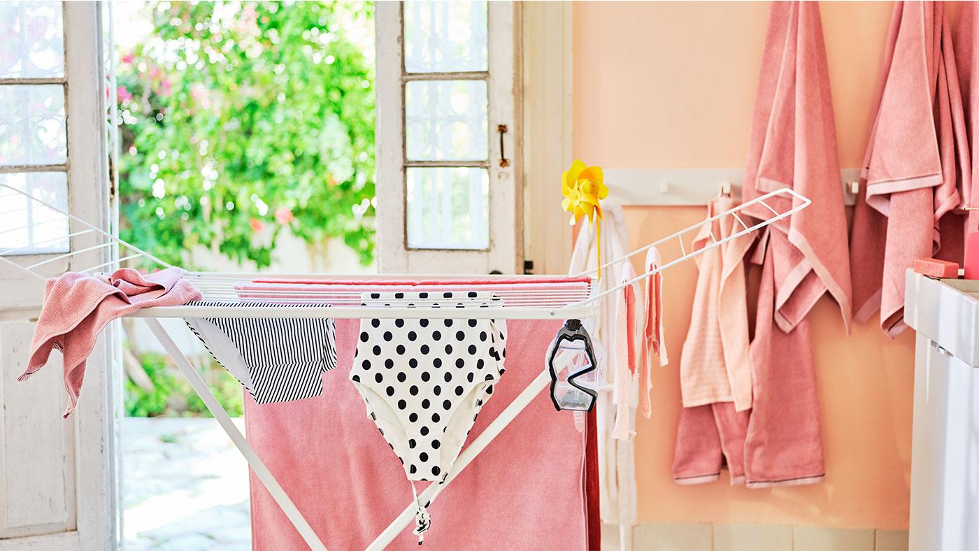Buanderie : rangements, séchoirs, planche à repasser, etc. | IKEA
