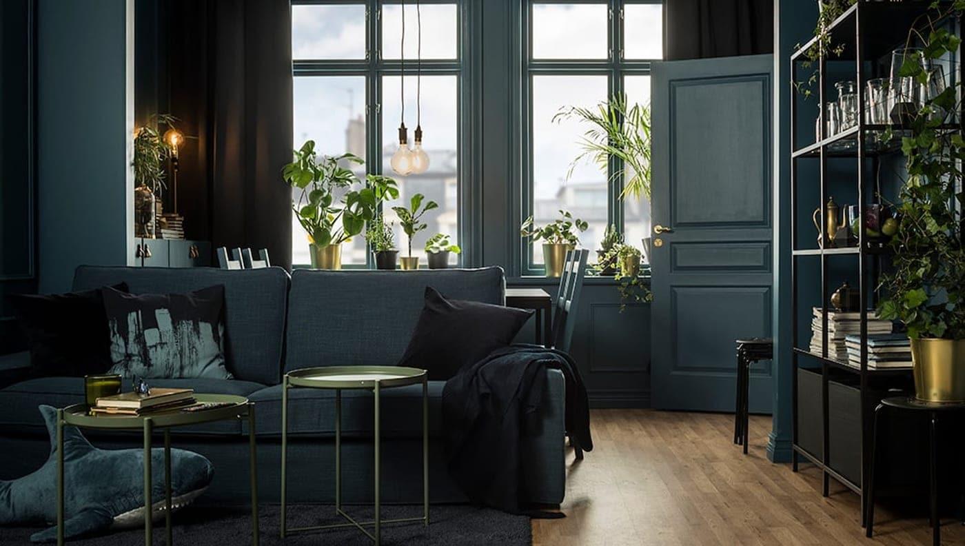 budgettips-interior-colour-decorating-accessoires-IKEA living inspiration