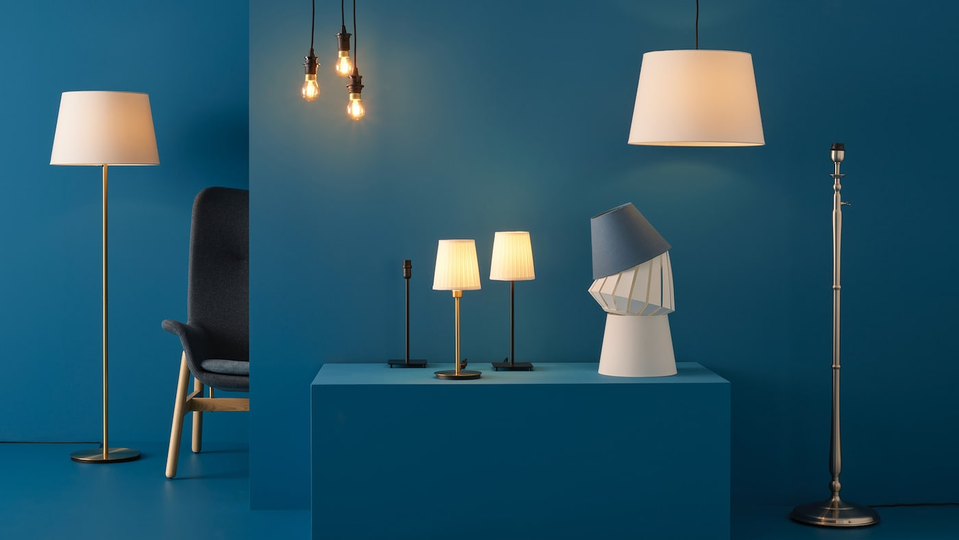 Build your own Lamp