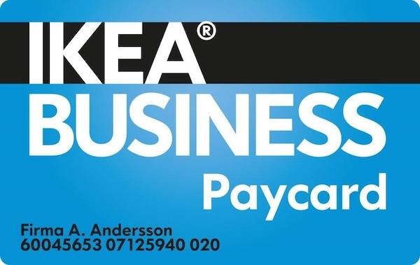 Business Paycard