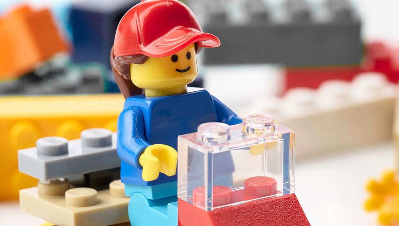 BYGGLEK colaboración entre IKEA y Lego.