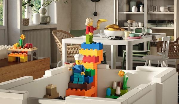 IKEA et le groupe LEGO présentent BYGGLEK - IKEA CA