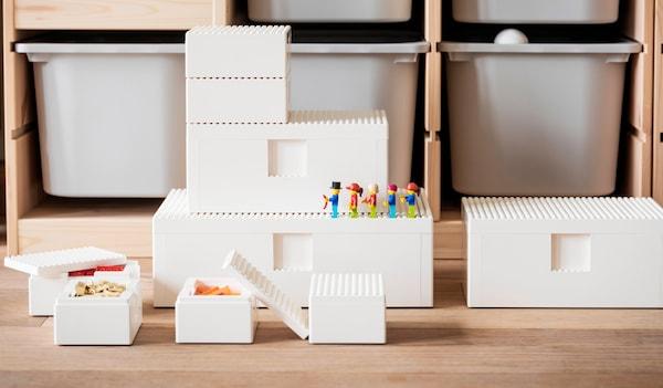 IKEA and the LEGO Group introduce BYGGLEK - IKEA CA