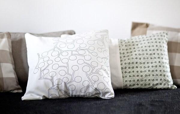 Kissenbezüge Selber Nähen Ikea österreich