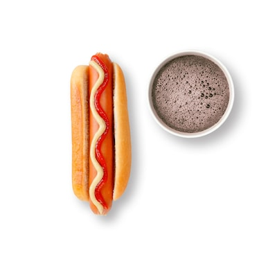 Hotdog, jäätelö - Bistro