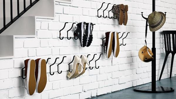 Laarzen Opbergen In Kast.Schoenen Opbergen Net Even Anders Ikea