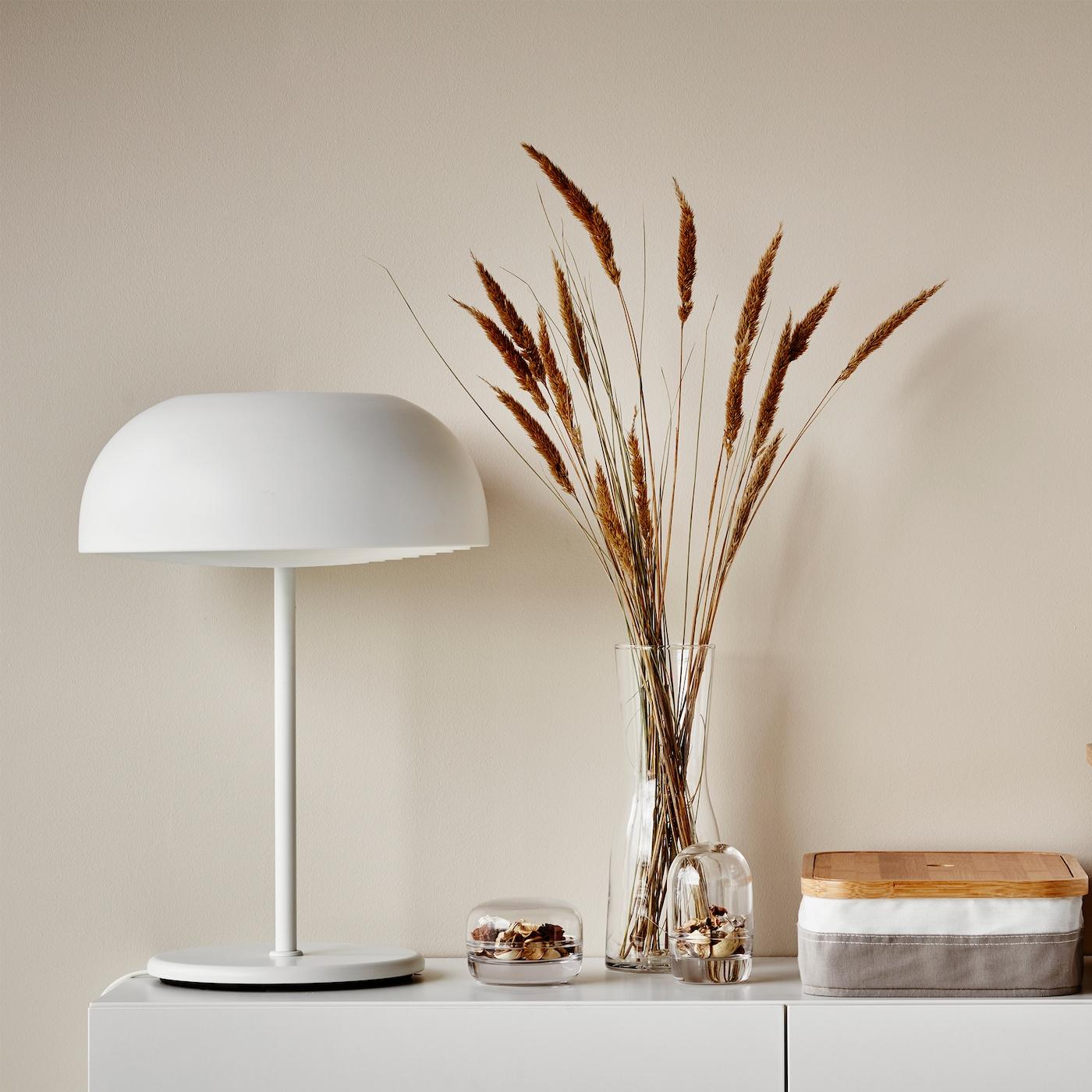 NYMÅNE Lampe De Table Design Scandinave