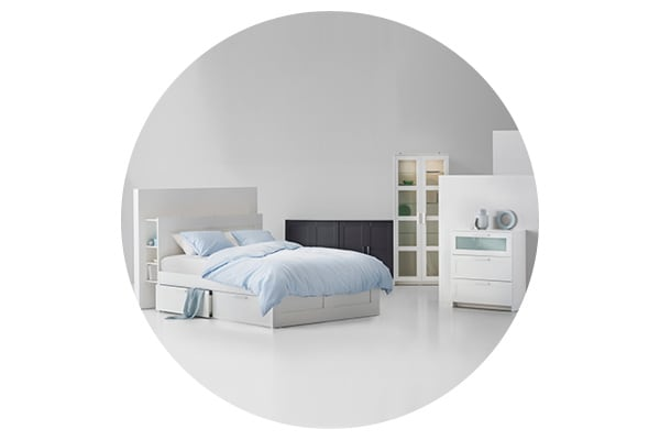 Серия мебели БРИМНЭС для спальни и гостиной