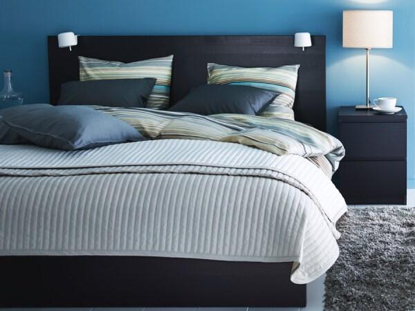 مخطط السرير