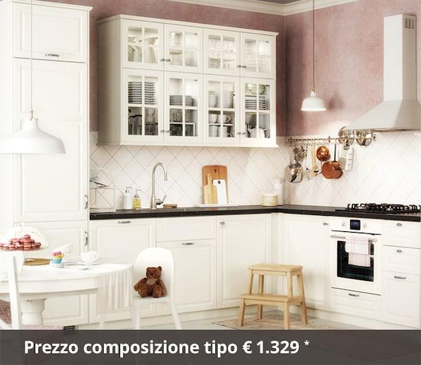 Ikea Cucina Acciaio.Scegli La Tua Cucina Ikea