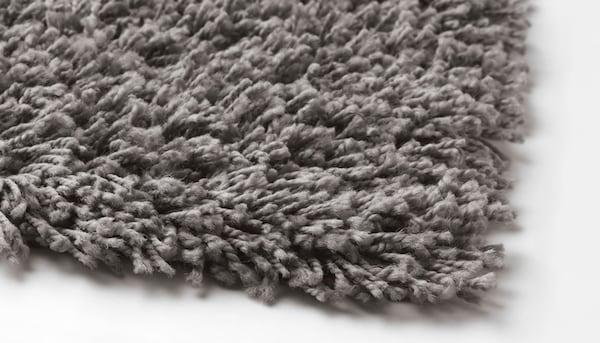 HAMPEN tapis, poils hauts, gris