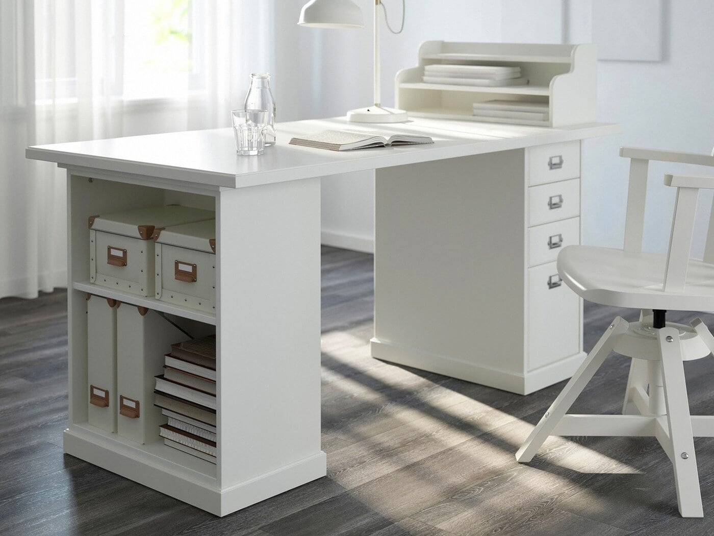 Build your own Desk planner