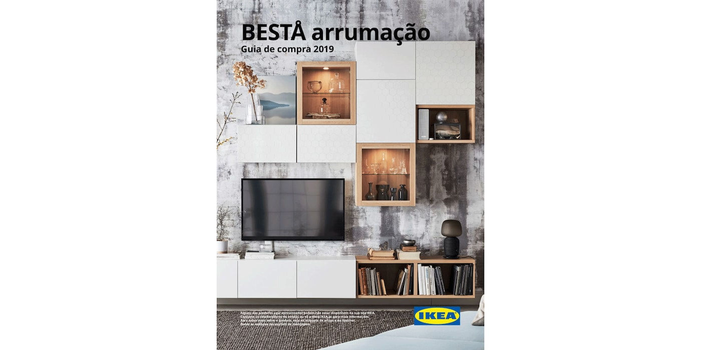 Capa da guia de compra de BESTÅ