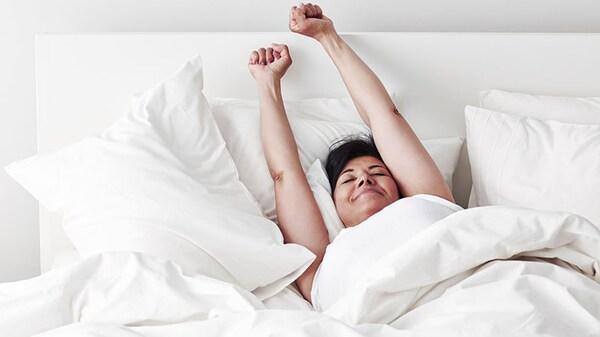 Гид по комфортному сну подскажет как выбрать кровать, матрас и все, что нужно для комфортного сна
