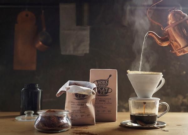 Café IKEa certificación UTZ
