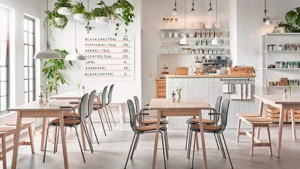 Arredamento per ristoranti, B&B, bar - IKEA