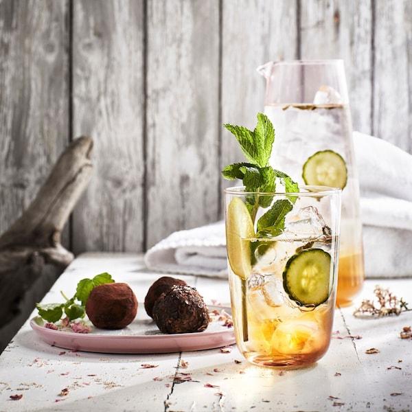Čaj EGENTID, citronová tráva