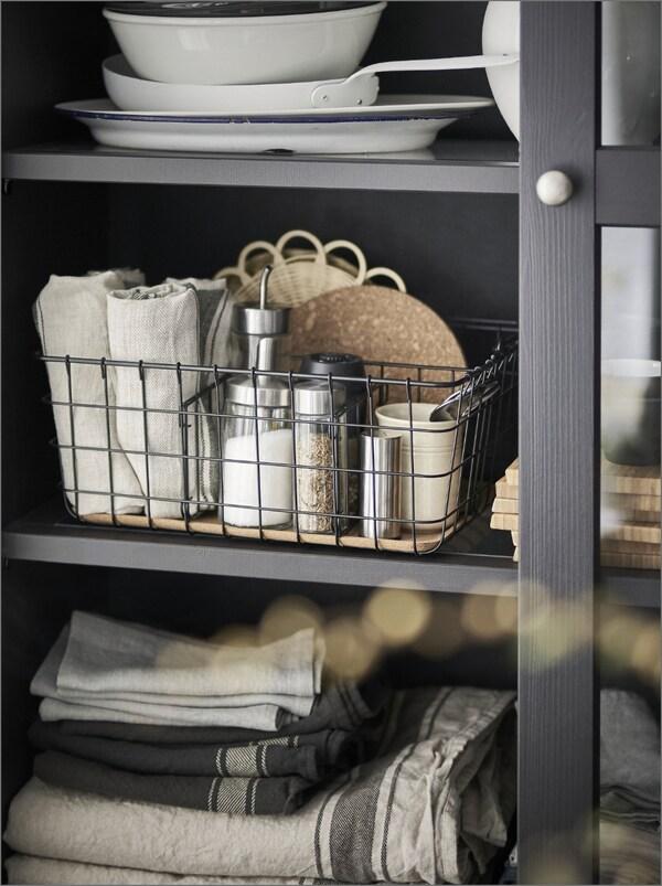 Cajas y cestos