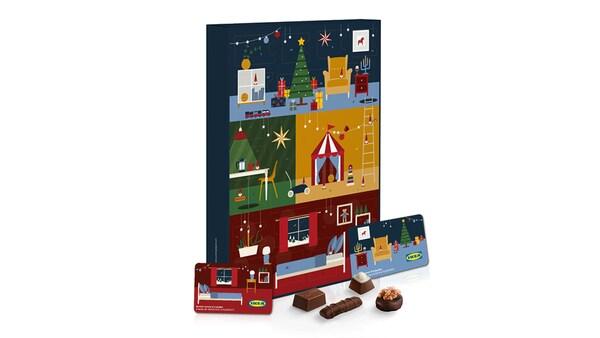 Calendario dell'Avvento - IKEA