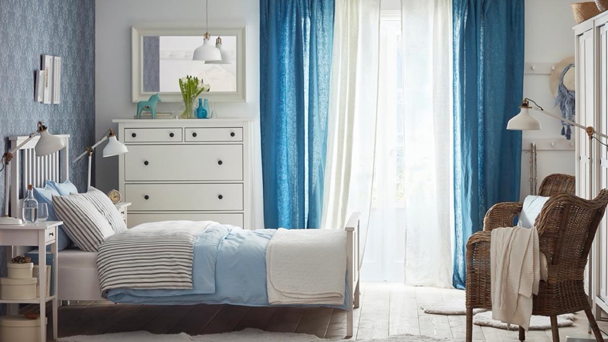 Letto Con Comodini A Scomparsa Ikea : Camere da letto ikea per sognare a occhi aperti ikea