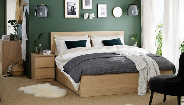 Camere Da Letto Matrimoniali Offerte.Camere Da Letto Per Sognare A Occhi Aperti Ikea