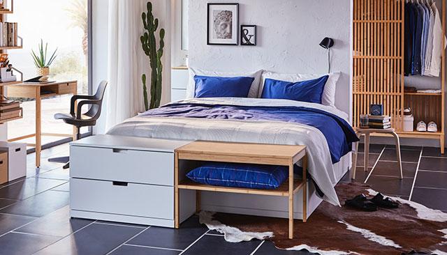 Catalogo Camere Da Letto Moderne.Camere Da Letto Per Sognare A Occhi Aperti Ikea