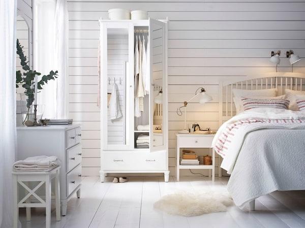 La luminosità del bianco - IKEA