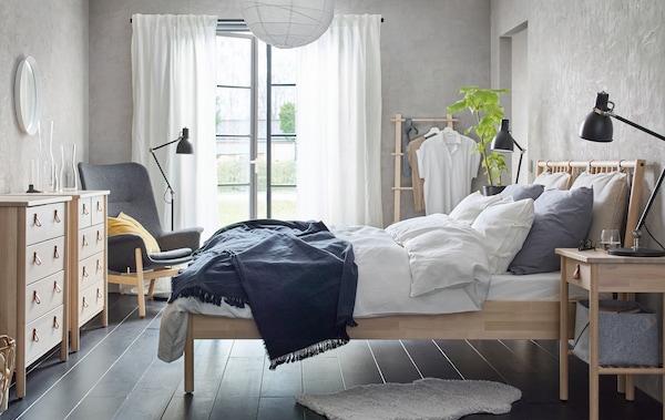 I nuovi mobili BJÖRKSNÄS per la camera da letto - IKEA