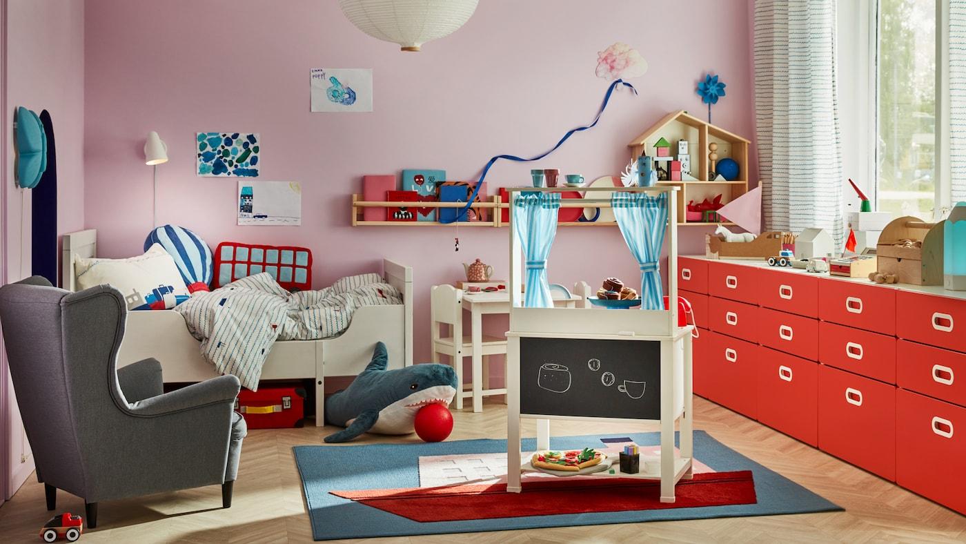 Una Galleria Di Idee Per La Cameretta Ikea It