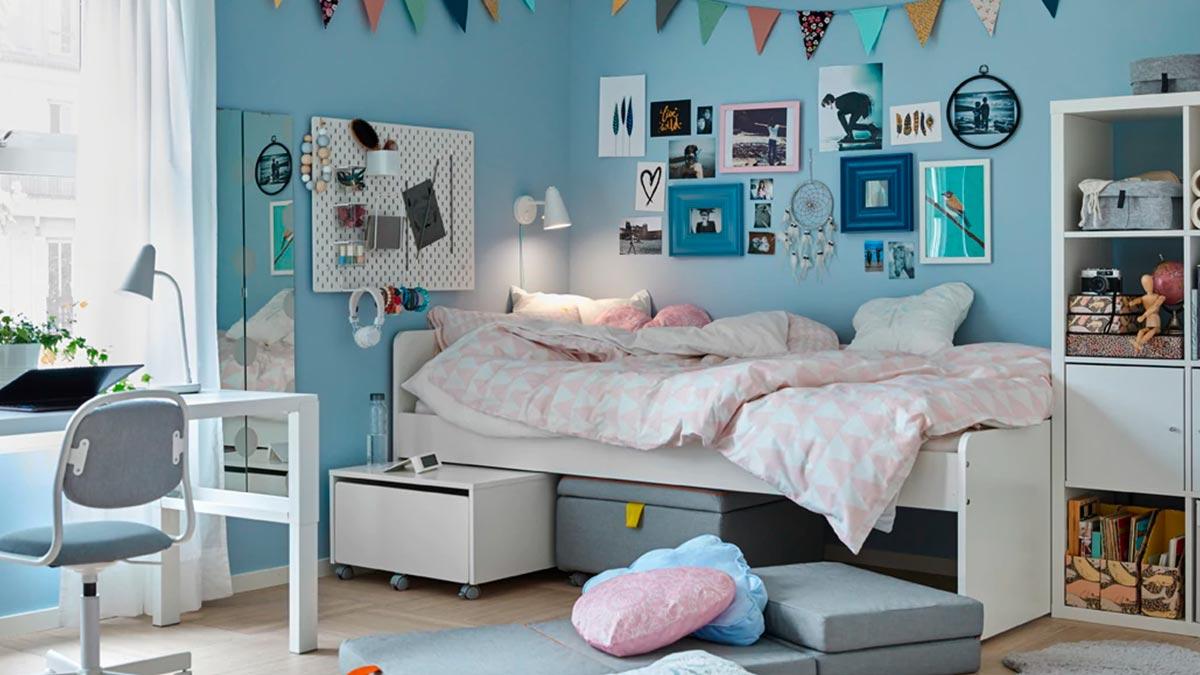 Camerette Tre Letti Ikea lasciati ispirare dalle nostre camerette - ikea
